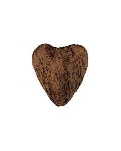Chocolate Foresta Heart (medium)